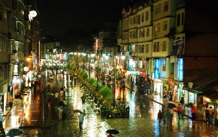 M. G. Marg Road Gangtok